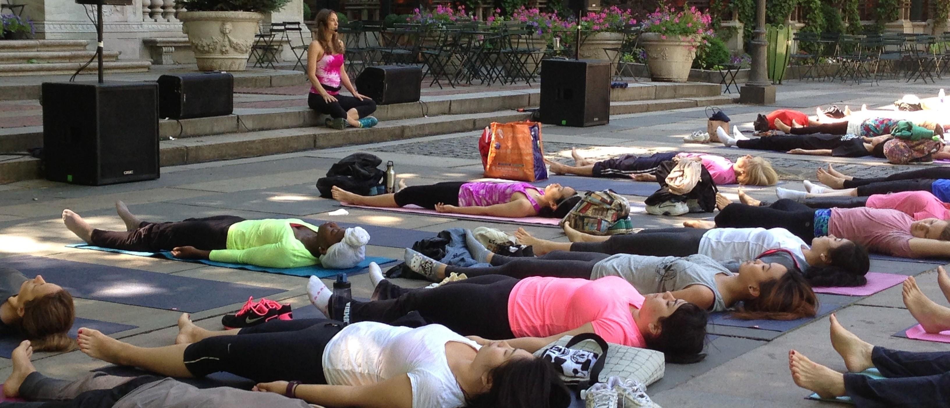 E Yoga